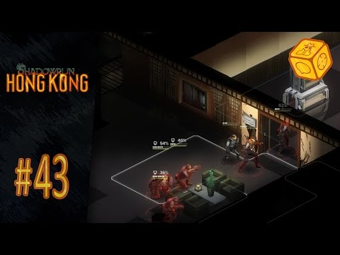 Trouble with security - Let's Play Shadowrun: Hong Kong #43