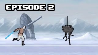 Playthrough sur Star Wars Trilogy: Apprentice of the Force - Episode 2 [GBA]