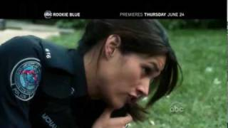"Rookie Blue - SERIES PREMIERE - 1x01 ""Pilot"" Promo #4 : Their Story"