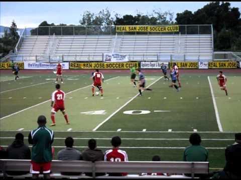 """William Obregon """"El Gringo""""-NPSL 2011 Bay Area Ambassadors FC"""