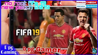 FIFA 19 Mod Fifa Offline PS4 CAMERA APK Mod Gold Edition Download Fifa 2019 Top Mod Ever