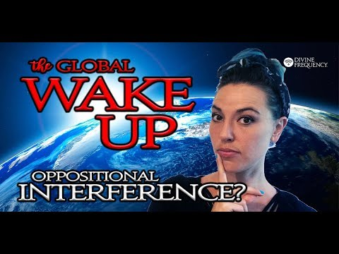 Global Wakeup: Military Industrial Complex Interferes?