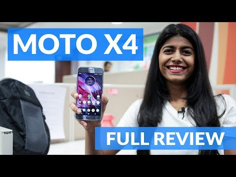 Moto X4 Full Review: The Complete Phone!