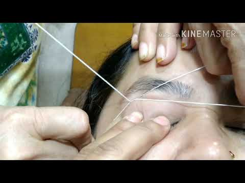 How To Do Arch Eyebrows ll Simple and Easy ll