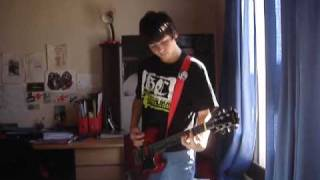 Emotional Anarchist - Mxpx (cover)
