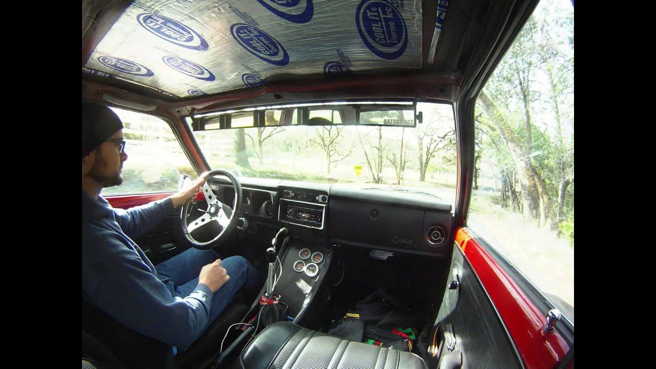 Junkyard Turbo Swap Chevy Powered 1971 Datsun 240z Autos