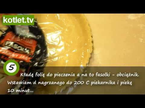 Tarta z serem - jak zrobić pokazuje KOTLET.TV (HD) Travel Video