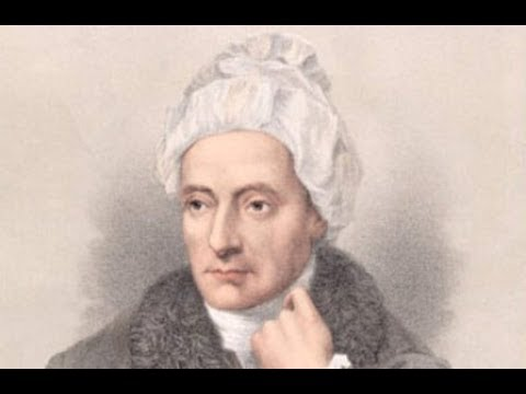 That Should Be A Movie: The Life of William Cowper