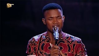Idols SA Season 12 | Top 3 | Thami: Make You Feel My Love