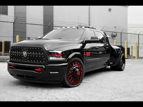 2018 Dodge Rebel >> Dodge Ram custom tuning - YouTube