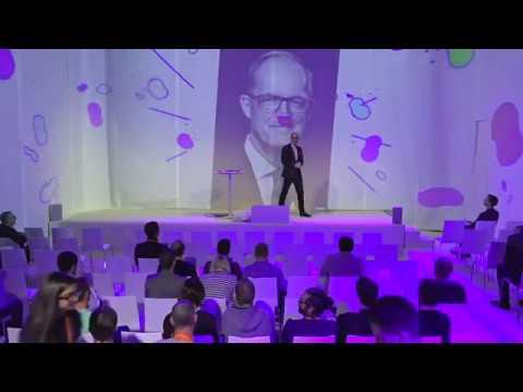 From steel distributor to platform operator: keynote Gisbert Rühl
