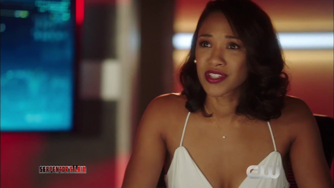 Was and Candice patton nue you