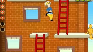 Пожарный сэм часть #1 Игра HD