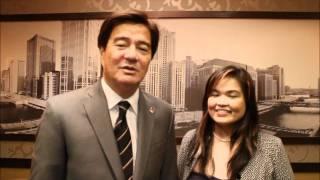 "Sec. Alberto Lim endorses ""Rizal"