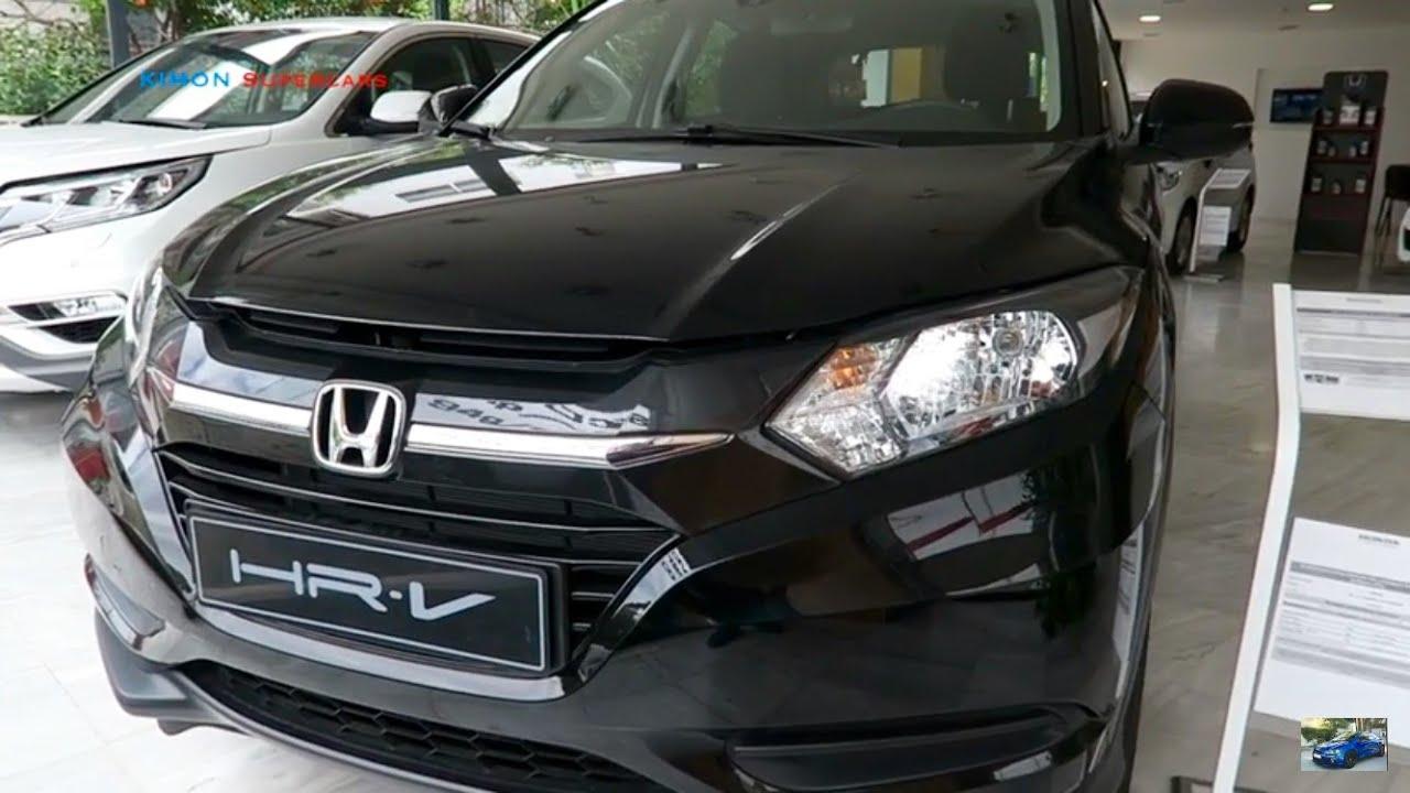 New 2016 Honda Hr V Exterior And Interior