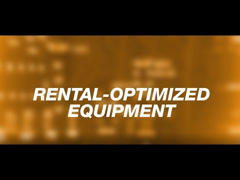 TechTalk: Optimal Equipment For Rental