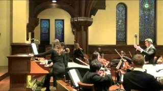 Suite in G Major, P. 58, Organ and Strings, Respighi 2-9-2014
