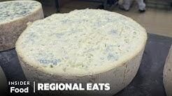 How Italian Gorgonzola Cheese Is Made | Regional Eats