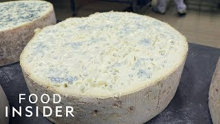 How Italian Gorgonzola Cheese Is Made | Regional Eats
