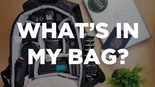 Ultimate Travel Filmmaking Gear | What's In My Bag?