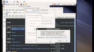 [複習] NIS/LDAP網路用戶驗證,家目錄自動掛載  1/2