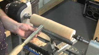 Wood Turning: A Craftman's Guide By Mark Baker (woodturning Dvd Preview)