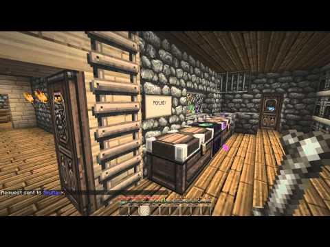 Minekraviny - Epizoda 1 - Vesmírná Odysea (Let's play..)