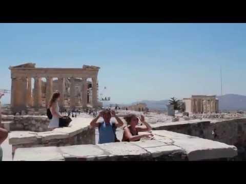 Greece 2015 HD - Athens, Santorini, and Mykonos!