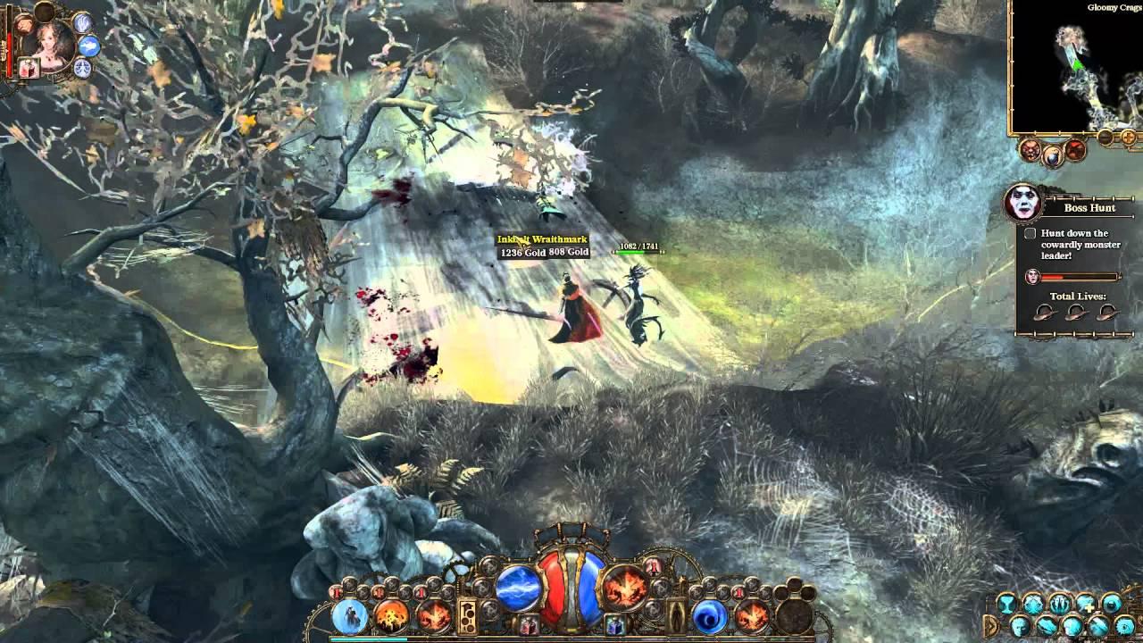 Adventures Of Van Helsing Final Cut van helsing: final cut, elementalist, adv map boss fight + both die