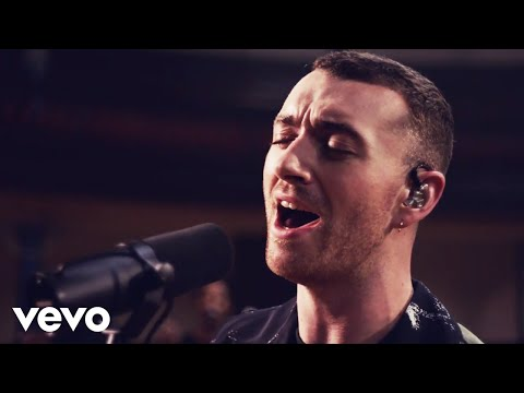 Sam Smith - Too Good At Goodbyes (Live From Hackney Round Chapel)