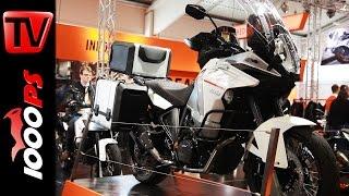 KTM Neuheiten | Interview Joe Pichler | Bike Austria Tulln 2015 Foto