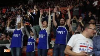 Anadolu Efes - Panathinaikos Maç Hikayesi