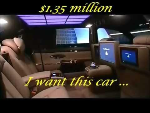 Tachki 2012 Maybach Landaulet Cars Youtube