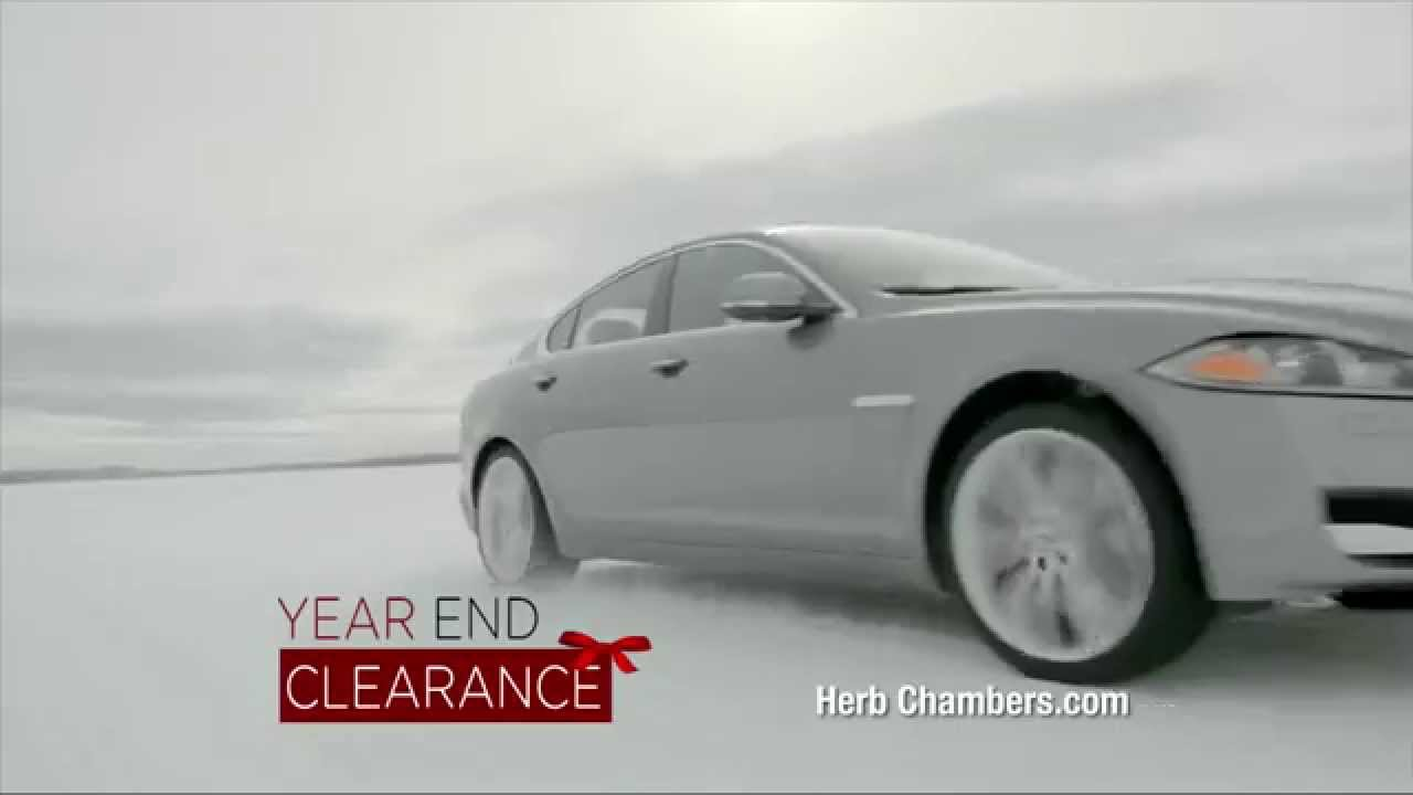 Herb Chambers Year End Clearance Event - 2014 - YouTube