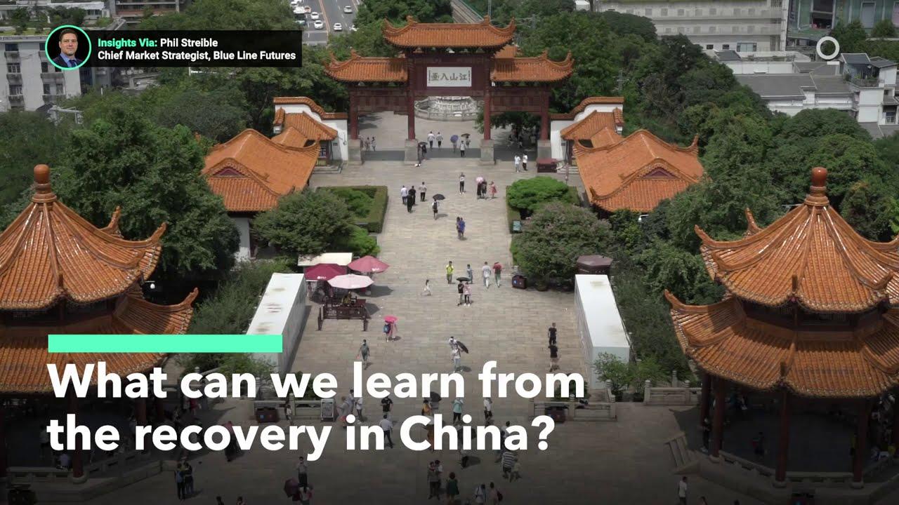 China Is Already Moving Toward a Post-Covid Economy
