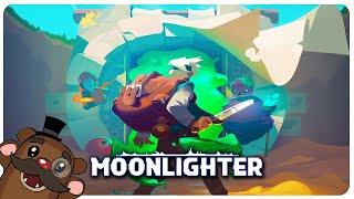 Baer Plays Moonlighter (Ep. 1)