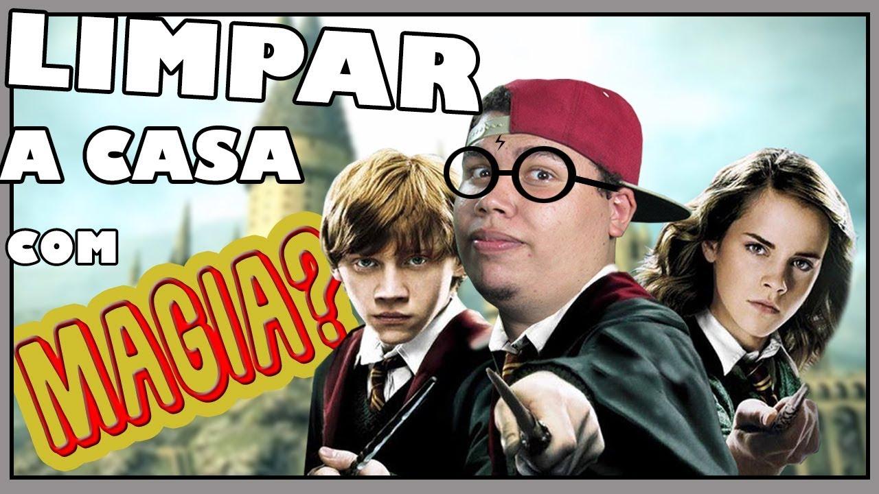 Os Feitiços do Harry Potter que poderiam ser reais (HD) - Qual é o Botão?