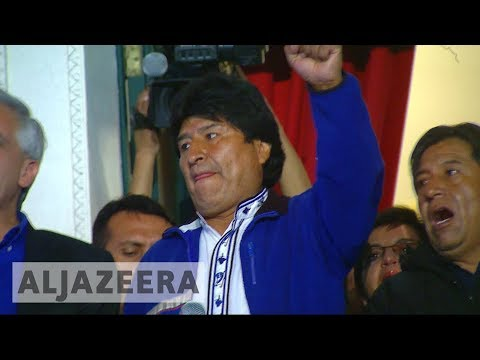 Bolivian court clears way for Morales to run again