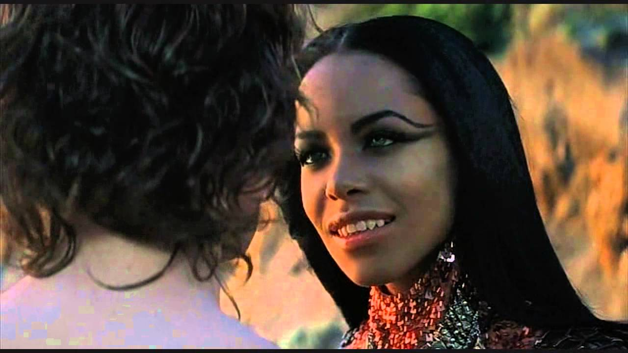 the of movie damned queen Aaliyah