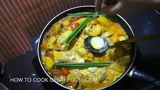 Chicken Potato Curry Recipe - Easy to make