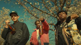 ALLBLACK, G-Eazy & E-40 - 10 Toes (Official Video)
