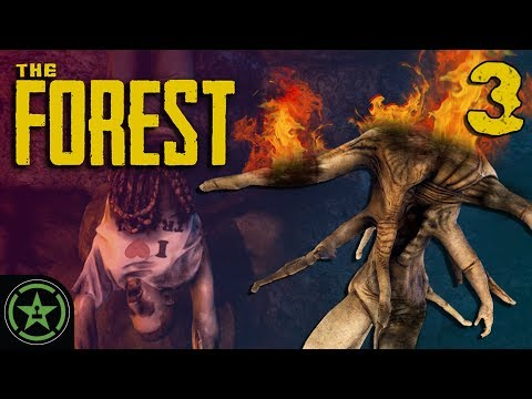 Meat Buffet - The Forest (#3) | Let's Play
