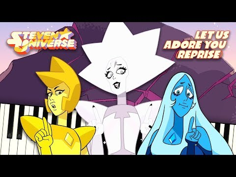 Let Us Adore You (Reprise) (from Steven Universe: The Movie) - Piano Tutorial thumbnail