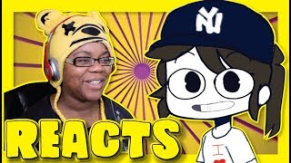 NYC Subways ft JaidenAnimations & Makaryo by scribblejuice | Storytime Animation Reaction