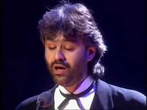 Andrea Bocelli I Sarah Brightman -  Time to say goobye,
