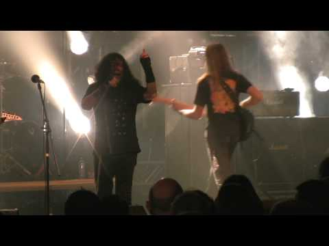 Helstar- Baptized In Blood Live @ Alcatraz Metal Festival 2011