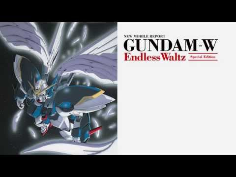 [HQ] Gundam Wing theme Song Rhythm Emotion w/ Opening 2