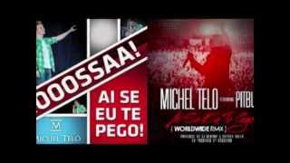 Michel Telo ft. Pitbull - Ai Se Eu Te  Pego - NEW SONG 2012