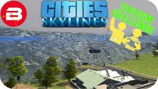 Cities Skylines Gameplay - TSUNAMI RAGEQUIT!!! (Cities: Skylines TOURIST Scenario) #9