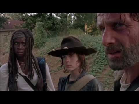 The Walking Dead : Résumé saison 4